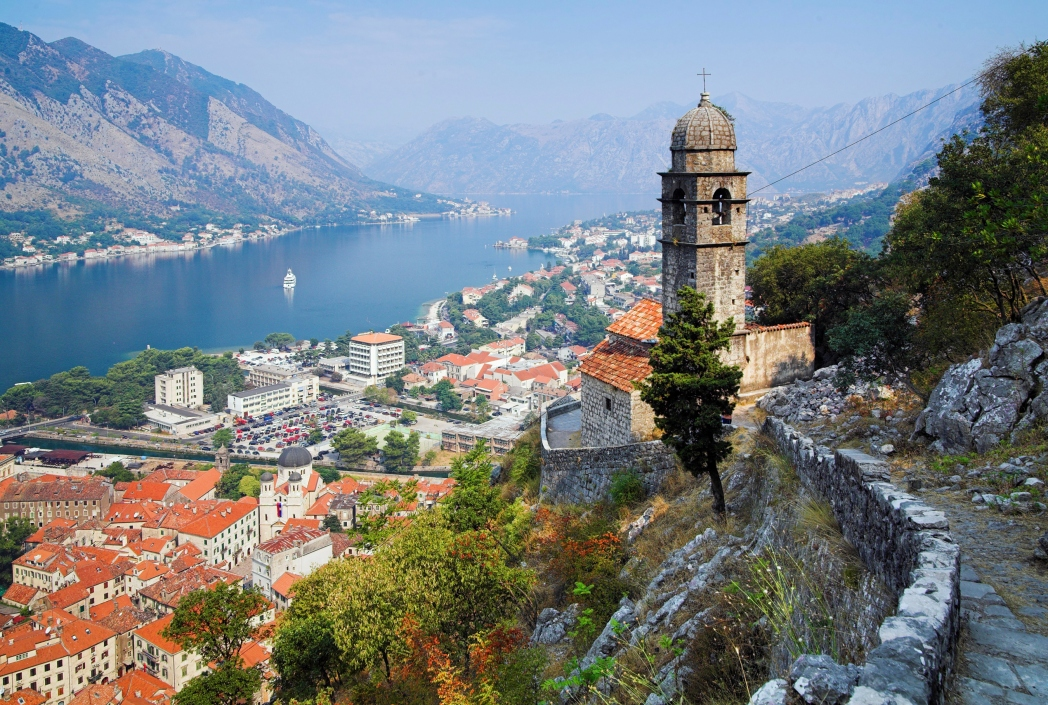 Kotor i Montenegro