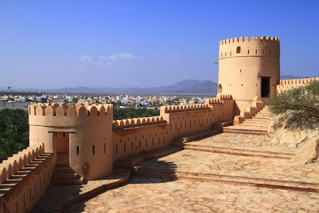 Fort i Oman