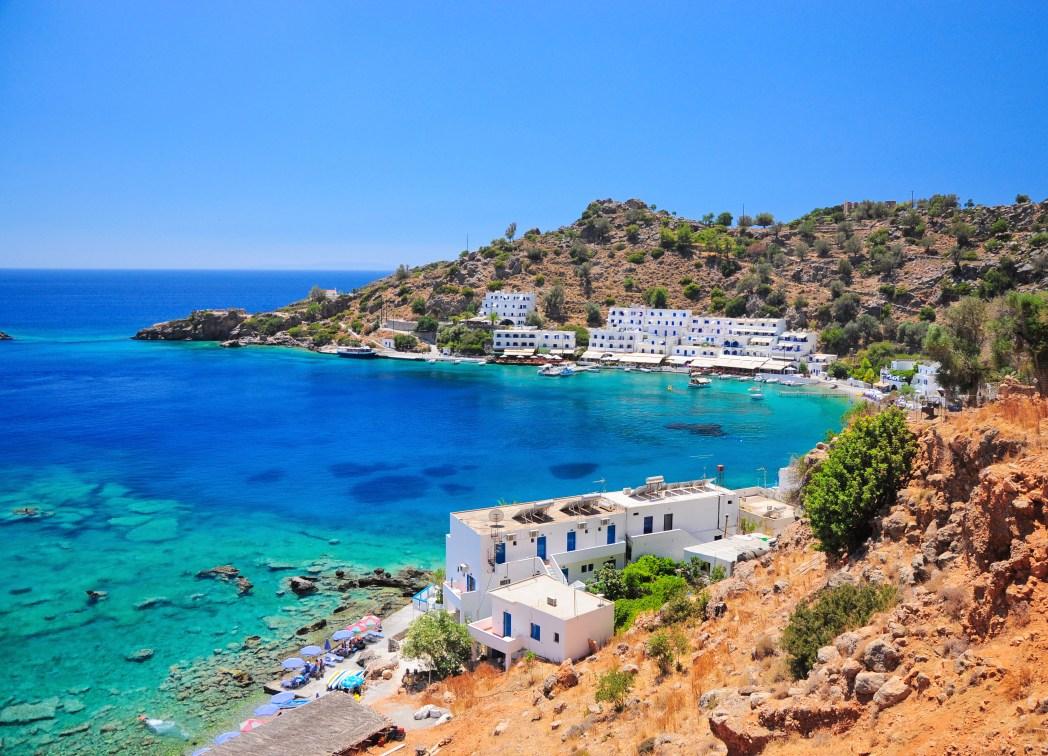 Loutró, Kreta