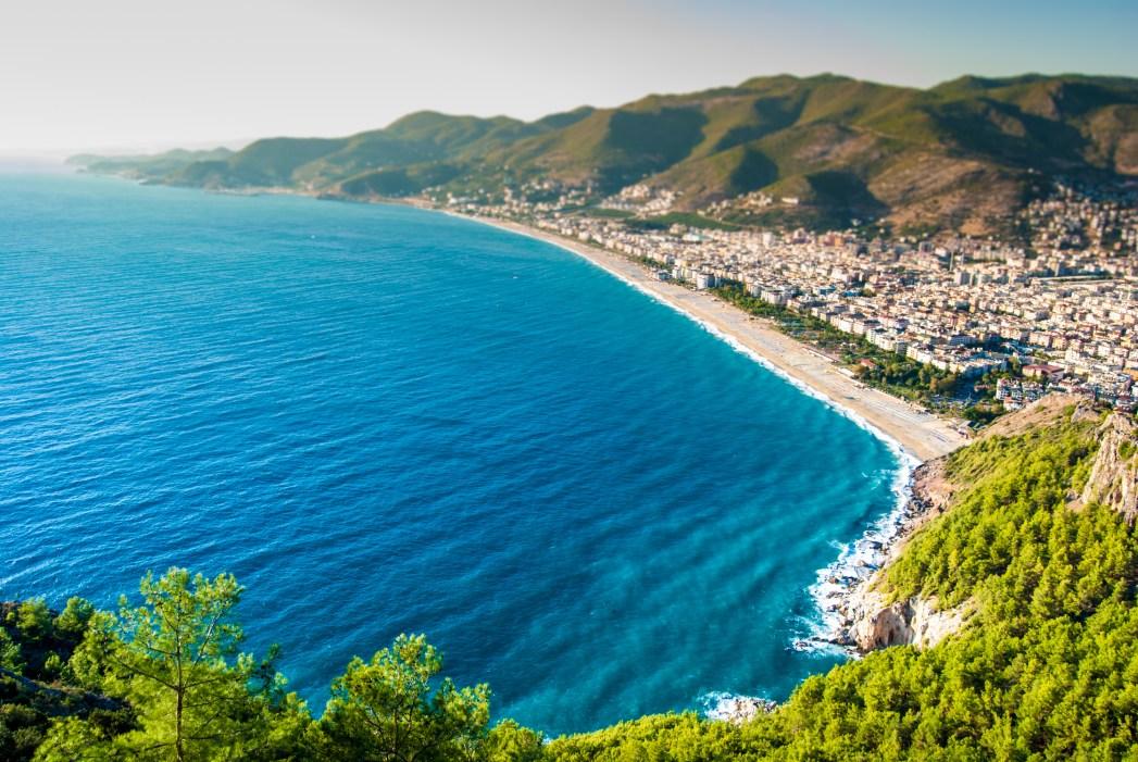 Antalya i Turkiet
