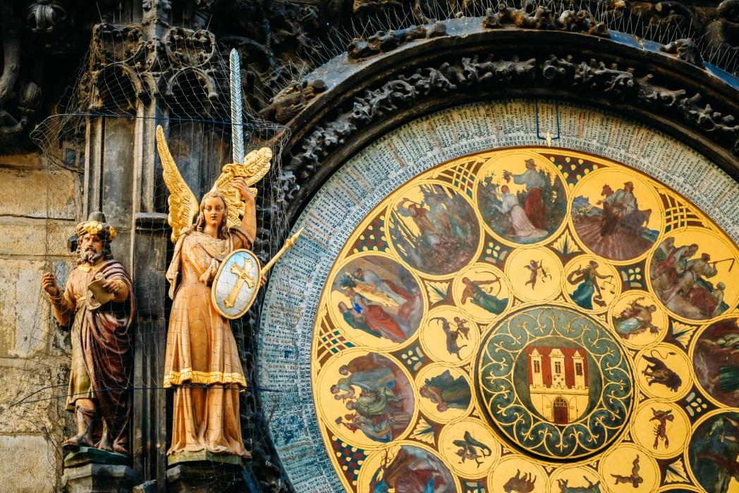 Astronomiska klockan i Prag