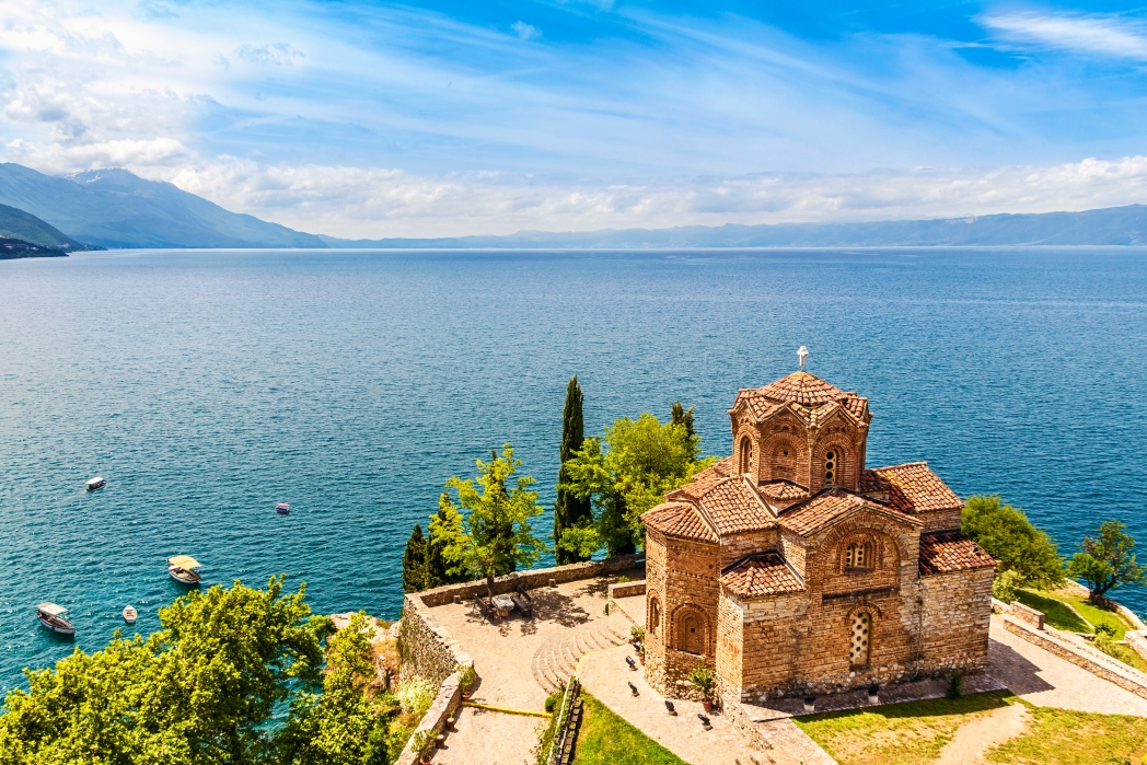 Sankt Johannes kyrka i Makedonien