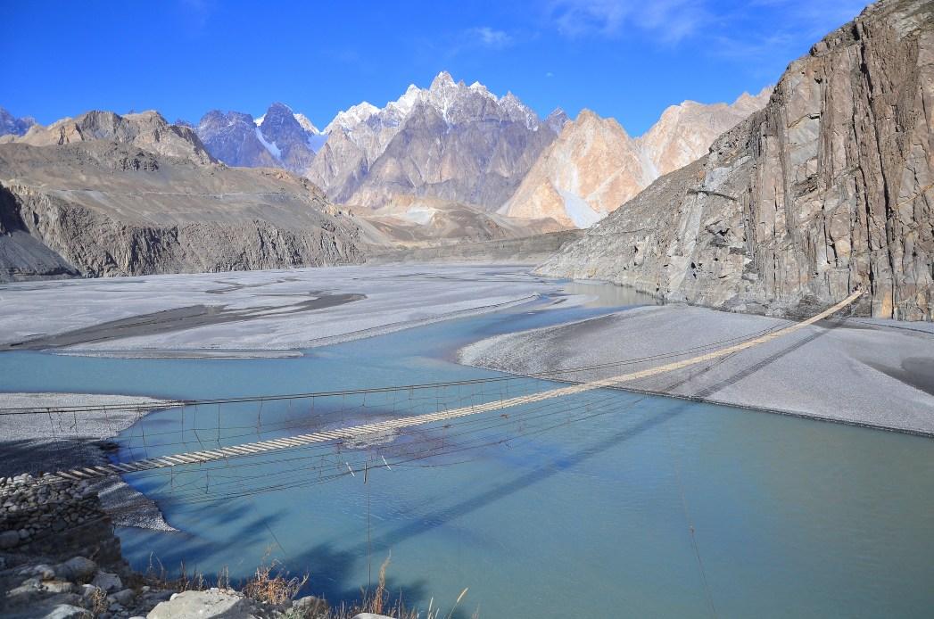 Hussainibron, Pakistan