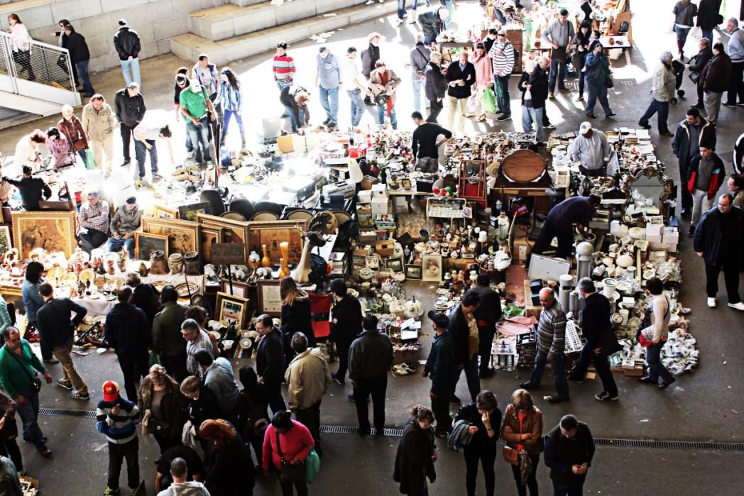 loppmarknaden els encants vells
