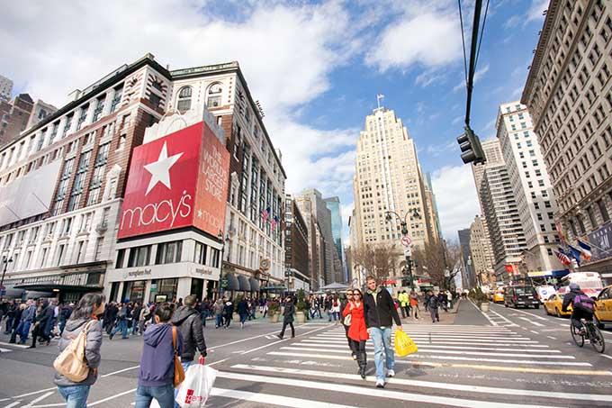 butiker new york