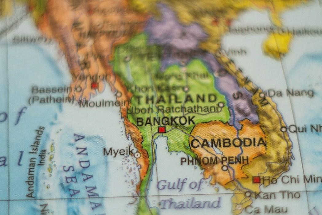 Karta Centrala Thailand.Forsta Gangen I Bangkok Kolla In Var Overlevnadsguide Skyscanner