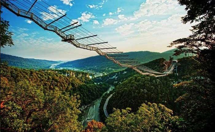 Skybridge, Ryssland