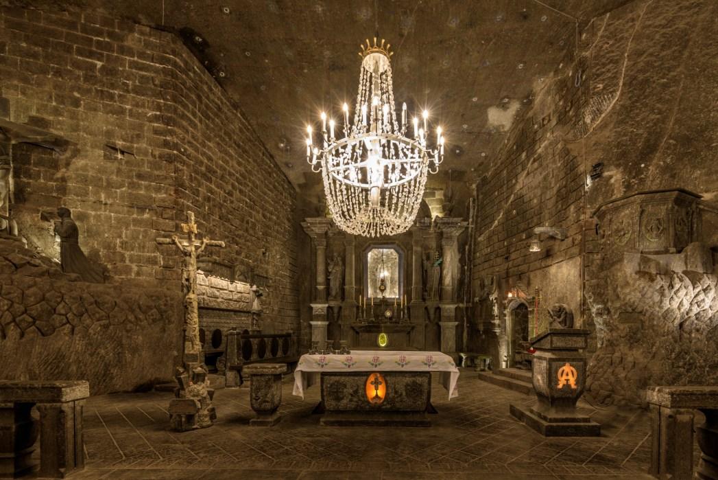 Kapellet i Wieliczka